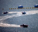 P1 Powerboat Indian Grand Prix of the Seas - qualifier round