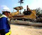 THAILAND-PAK CHONG-CHINA-HIGH SPEED TRAIN PROJECT