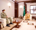 Pak Army Chief assures all out support towards Saudi security
