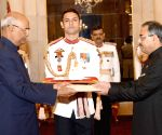 Ambassadors present their credentials to President Kovind