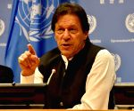 United Nations: Imran Khan's press conference