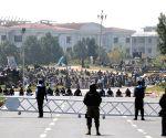 PAKISTAN ISLAMABAD PROTEST