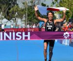 INDONESIA-PALEMBANG-ASIAN GAMES-MIXED RELAY TRIATHLON