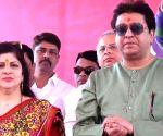 Raj Thackeray marries off 500 tribal couples in mass wedding in Maharashtra
