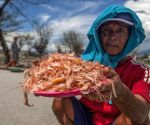 INDONESIA PALU DRIED SHRIMP DAILY LIFE