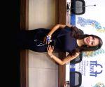 Panaji :IFFI 2017  - Press conference - Raima Sen