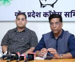 Congress blames BJP for mining ban