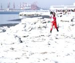CHINA PANJIN ICE TREKKING