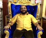 Maharashtra man with golden shirt makes it to Guinness World Records ()