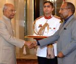 Papua New Guinea High Commissioner designate presents credentials to President Kovind
