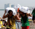 PHILIPPINES-PARANAQUE CITY-ACTIVITY-BREAK FREE FROM PLASTIC