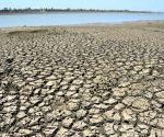 Drought affected Vena Dam