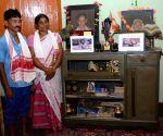 Parents of Hima Das