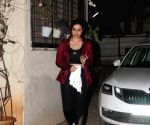 Parineeti Chopra Spotted Satyam Dance Class Juhu