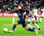 FRNACE-PARIS-FOOTBALL-LIGUE 1-PARIS SAINT GERMAIN VS TOULOUSE FC