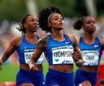 FRANCE-PARIS-IAAF DIAMOND LEAGUE-WOMEN'S 100M