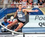 FRANCE-PARIS-IAAF DIAMOND LEAGUE-WOMEN'S DISCUS THROW
