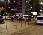 FRANCE PARIS TRAVEL AGENCY HOSTAGE TAKING