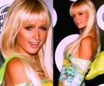 Paris Hilton makes 'green' with envy in new post