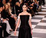 FRANCE PARIS FASHION WEEK HAUTE COUTURE SCHIAPARELLI