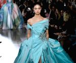 FRANCE PARIS FASHION WEEK HAUTE COUTURE ELIE SAAB