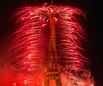 Bastille Day celebrations in Paris, capital of France