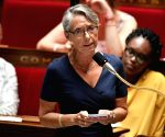 FRANCE-PARIS-NEW ECOLOGY MINISTER