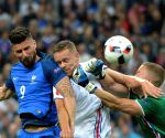 FRANCE PARIS SOCCER EURO 2016 QUARTERFINAL FRANCE VS ICELAND