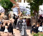 FRANCE PARIS FASHION WEEK HAUTE COUTURE CHRISTIAN DIOR
