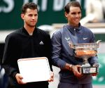 FRANCE PARIS TENNIS ROLAND GARROS MEN'S SINGLES FINAL