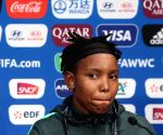 FRANCE-PARIS-2019 FIFA WOMEN'S WORLD CUP-GROUP B-SOUTH AFRICA-OFFICIAL PRESS
