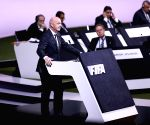 FRANCE PARIS FIFA CONGRESS GIANNI INFANTINO
