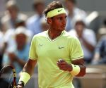 Relentless Federer-Nadal book epic French date