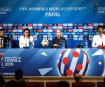 FRANCE-PARIS-2019 FIFA WOMEN'S WORLD CUP-PRESS CONFERENCE-FRANCE