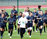 FRANCE-PARIS-2019 FIFA WOMEN'S WORLD CUP-CHINA-TRAINING SESSION