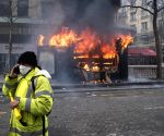 "FRANCE PARIS ""YELLOW VEST"" PROTEST"