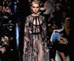 FRANCE PARIS FASHION WEEK ELIE SAAB
