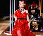 FRANCE PARIS FASHION WEEK ALEXANDER MCQUEEN