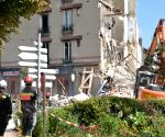 Rosny-sous-Bois: Building collapse