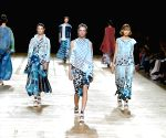 FRANCE PARIS FASHION WEEK ISSEY MIYAKE