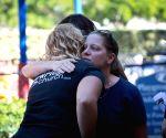 U.S. FLORIDA PARKLAND HIGH SCHOOL MASS SHOOTING DAYTIME PRAYER VIGIL