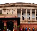 4 new MPs take oath in Lok Sabha