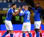 ITALY-PARMA-UEFA EURO 2020 QUALIFIER-GROUP J-ITALY VS LIECHTENSTEIN