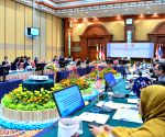 BRUNEI BANDAR SERI BEGAWAN ASEAN MEETING TRANSBOUNDARY HAZE