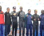 Tata Mumbai Marathon 2018 - participants