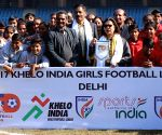 Football Delhi launches the first ever U-17 Khelo India Girls Football League