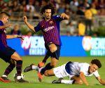 U.S.-PASADENA-SOCCER-INT'L CHAMPION CUP-BARCELONA VS HOTSPUR