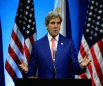 PHILIPPINES-PASAY CITY-US SECRETARY OF STATE JOHN KERRY-MEETING