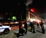 THE PHILIPPINES PASAY CITY HOTEL ATTACK