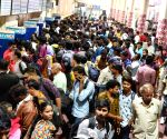 Makar Sankranti rush at Secunderabad station